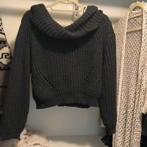 LF crop sweater